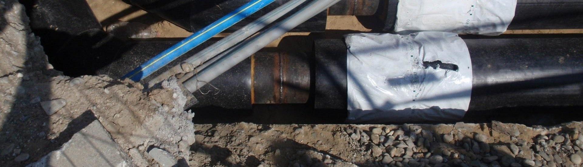 Rekonštrukcia horúcovodu Trnava